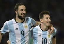 Higuain-Messi